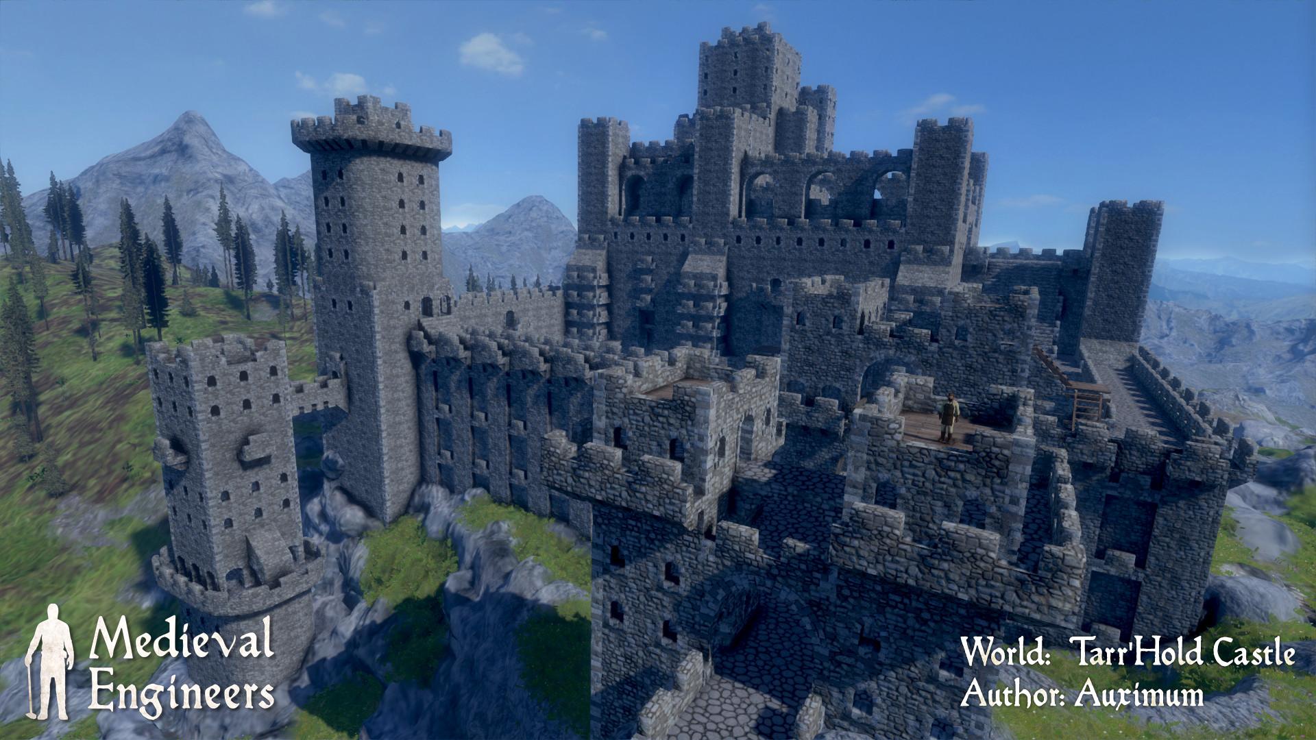 Medieval Engineers Tynu40k Goblina