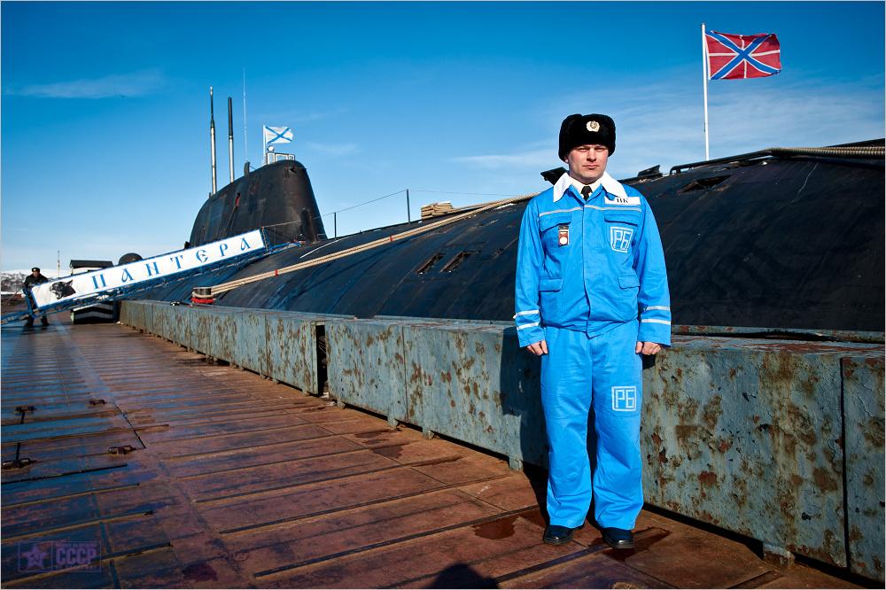 должность командира атомной подводной лодки