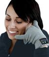 Перчатки с гарнитурой