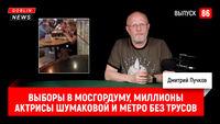 Goblin News 86: Выборы в Мосгордуму, миллионы актрисы Шумаковой и метро без трусов