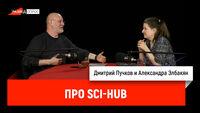 Александра Элбакян про Sci-Hub