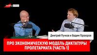 Вадим Прохоров про экономическую модель диктатуры пролетариата (часть 1)