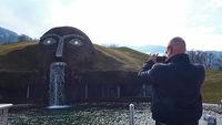 Внезапная проверка музея Swarovski